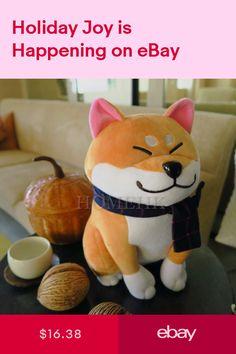 Shiba Inu Collectibles #ebay Shiba Inu, Cute Puppies, Plush, Fur, Japan, Dolls, Gifts, Ebay, Products