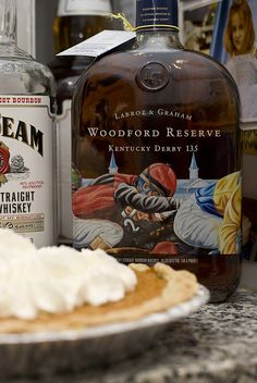Kentucky Derby party needs bourbon whiskey for mint juleps