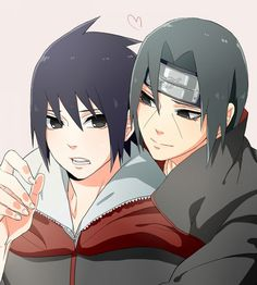 Naruto | Sasuke and Itachi