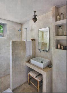 Rustic Bathroom Designs, Bathroom Interior Design, Home Interior, Interior Colors, Interior Ideas, Pool Bathroom, Basement Bathroom, Master Bathrooms, Small Bathrooms