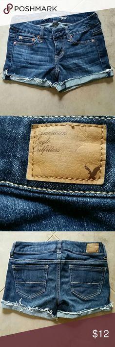 Jean  short American  Eagle Jean short American Eagle American Eagle  Shorts Jean Shorts