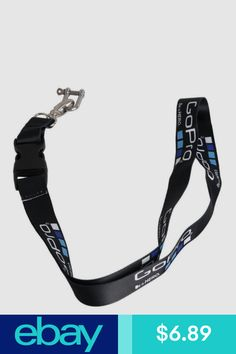 Neck Strap Lanyard for Gopro Hero 4 SJ Camera Housing Case Gopro Hero 4, Home Camera, Camera Straps, Cameras, Personalized Items, Ebay, Products, Camera, Gadget