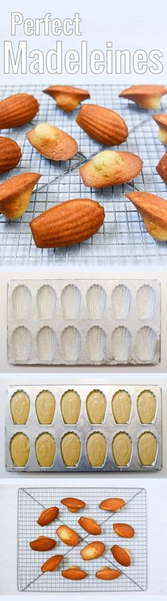 Want to make Perfect Madeleines? Here's the ultimate recipe, straight from a celebrity Paris baker!