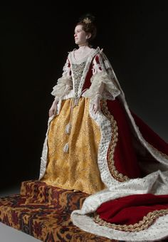 Charlotte of Mecklenburg-Strelitz (1744-1818) was the Queen consort of the United Kingdom as the wife of King George III. She was also the electress consort of Hanover in the Holy Roman Empire until the promotion of her husband to King of Hanover on in 1814, which made her Queen consort of Hanover.