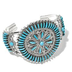 69f95b8724a7 Chaco Canyon Southwest Jewelry Chaco Canyon Sleeping Beauty Turquoise