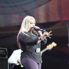 Así Suena Caracas / Cristina Maica interpretó sus clásicos temas en la cuarta jornada del Festival Latinoamericano de #Música.