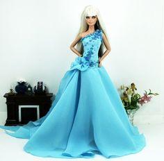 Aphrodai for Dress Outfit Candi Silkstone Barbie Fashion Royalty Basic Princess..12.16.6