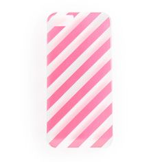 iphone 5/5S case - ticket stripe - clear case