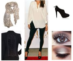 Inspired Living: New Years Eve Outfit