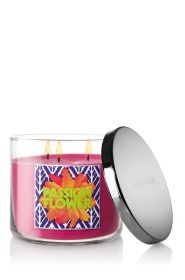 I won't pay 20 bucks for these, but at least once a month they are half off...totally worth 10 bucks!  One candle smells up our entire townhouse and lasts for about a week (we burn it constantly).  Fav scents - Sea Spray, Juniper Breeze, Country Apple, Pink Tulip, Sweet Pea...