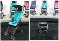 The Smallest Stroller in the World, Literally! - MUST HAVE THIS FOR BABY not yet conceived.