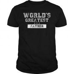 I Love worlds greatest father Shirts & Tees #tee #tshirt #named tshirt #hobbie tshirts #Father