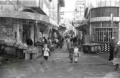 The entrance to the onion market! Palestine مدخل سوق البصل