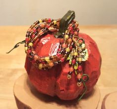 Autumn Harvest gorgeous fall colors set of six by OklahomaMama