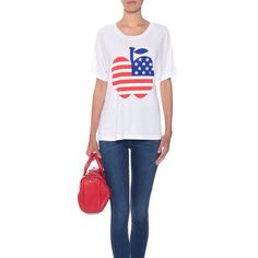 ✊Wildfox Big Apple Tee✊ Longing for a warm drive from the Big Apple to summer in the Hamptons. Slip into this cozy tee, in a slightly stretchy and super soft vintage rib blend. Scoop neck. Short sleeves. In Kitchen Cool Blue & Clean White.  47% Rayon, 47% Polyester, 6% Spandex Wildfox Tops