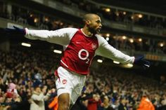 Arsenal Heroes: Thierry Henry