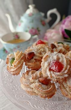 Paste secche alle mandorle Biscotti, Cereal, Pasta, Breakfast, Food, Morning Coffee, Essen, Meals, Yemek