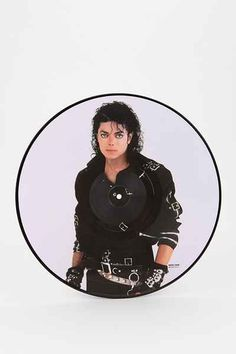 Michael Jackson - Bad 25th Anniversary Picture Disc LP - Urban Outfitters