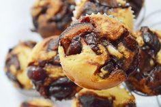 Szilvás-fahéjas muffin rizsliszttel | Életszépítők