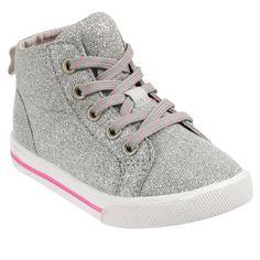 Hightop Sneaker | Toddler Girl Shoes