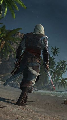 Assasin Creed wallpaper by xtive - - Free on ZEDGE™ Arte Assassins Creed, Assassins Creed Black Flag, Assassins Creed Odyssey, Asesins Creed, All Assassin's Creed, Assassin's Creed Wallpaper, Hd Wallpaper, Assassin's Creed Black, Arte Steampunk