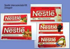 Nestlé táblás csokoládék (90's) Childhood Memories, Hungary, 3, Nostalgia, Google, Beautiful, Boards