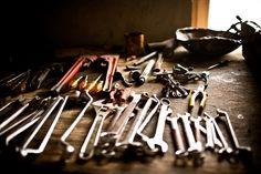// Workshop & Tools //// www.oxcroft.com //
