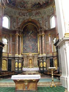 Basilika Ettal - Hauptaltar