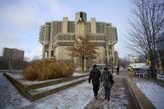 Robarts Library, University of Toronto (Canada)