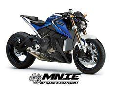 modifikasi Yamaha Xabre 150 M-Slaz (2) | MOTORBLITZ