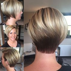 50 Hottest Bob Hairstyles for 2019 - Best Bob Hair Ideas for Everyone - Hairstyles Weekly 12 Hottest Chic Simple Easy-to-Style Bob Hairstyles Bob Hairstyles For Fine Hair, Short Hairstyles For Women, Hairstyles With Bangs, Easy Hairstyles, Hairstyle Ideas, Style Hairstyle, Wedge Hairstyles, Casual Hairstyles, Wedding Hairstyles