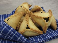 I WILL be snatching one of these Hamantaschen from Sarabeth's along with my afternoon coffee.
