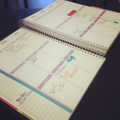 Erin Condren Life planner (can't find it on the linked blog, but <3 the pic)