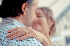 6 things to do just after getting your engagement ring. #wedding #ring #celebration