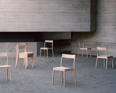 Ballot Chair   Leibal
