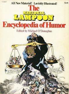 National Lampoon Encyclopedia of Humor - 1973