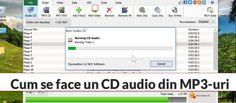 Ai mașina cu CD player sau un sistem de sunet mai vechi, atunci ai nevoie sa stii cum se face un CD audio TRACK pentru mașina sau sistemele de sunet clasice care nu suporta MP3 - Cum face CD Audio Track din MP3 #videotutorial
