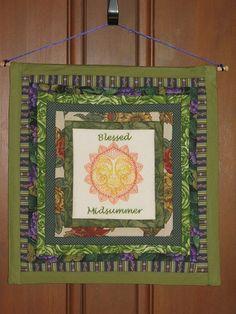 Sabbat Banner - Litha