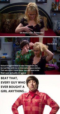 Everybody loves #Howard!  #TBBT #TheBigBangTheory  <3   ::)