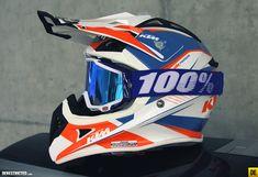 KTM AIROH AVIATOR HELMET 2014 / 100% Goggles | DERESTRICTED