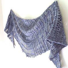 Wake shawl-downloaded-fingering 420-800 yds