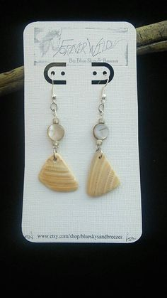 Check out this item in my Etsy shop https://www.etsy.com/listing/212093391/elegant-shell-earrings