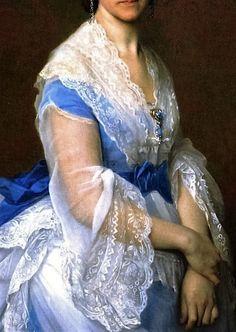 Baroness von Derwies by Alexandre Cabanel, 1871