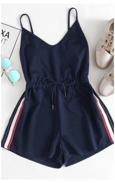 Cute Lazy Outfits, Outfits For Teens, Pretty Outfits, Stylish Outfits, Teenager Outfits, Girls Fashion Clothes, Summer Fashion Outfits, Mode Outfits, Ideias Fashion
