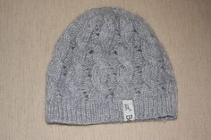 Herminelue Tree Branches, Knitted Hats, Art Pieces, Beanie, Knitting, How To Make, Fashion, Moda, Tricot