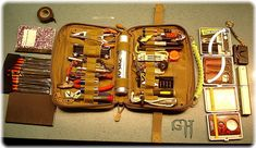 EDC kit with inventory