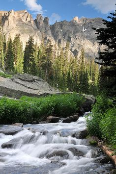 Indian Creek, Colorado, United States.