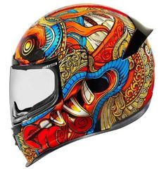 Coolest Motorcycle Helmets…. [New Releases for 2017]