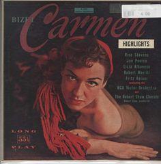 Georges Bizet - Carmen (Highlights)