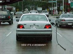 Women drivers.
